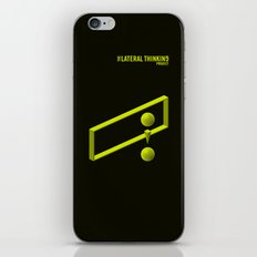 The LATERAL THINKING Project - Contexto iPhone Skin