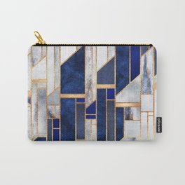 Blue Winter Sky Carry-All Pouch