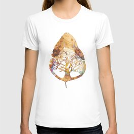 Heal the world, save our tree T-shirt