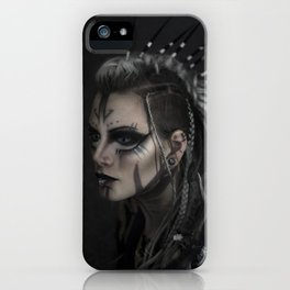 Wylde Hunt iPhone Case