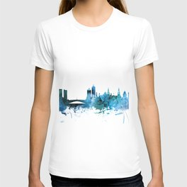 Leeds England Skyline T-shirt