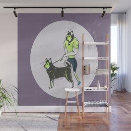 Do not skip Leg day Wall Mural
