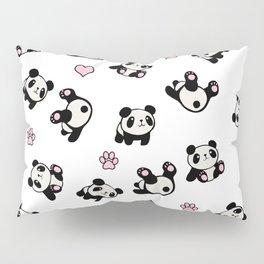 Panda pattern Pillow Sham