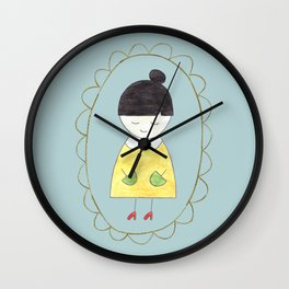 Little Dorothy Wall Clock