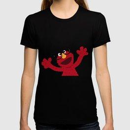 Hipster Elmo T-shirt