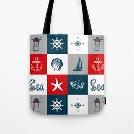 Nautical design 4 Tote Bag