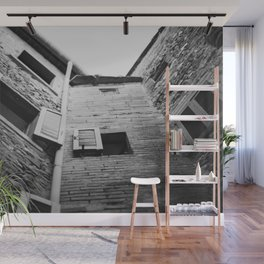 Hatches Wall Mural