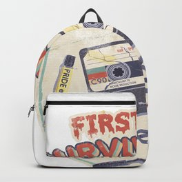 First Love Survival Kit Backpack