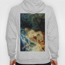 Smoke background Hoody