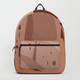 May Sailing in a Bay in May - shoes story Backpack