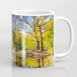 The Tranquil Pond Coffee Mug