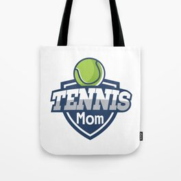 Tennis Mom Mothers Day Gift Love Tennis Tote Bag