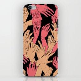 Cruel Angle  iPhone Skin