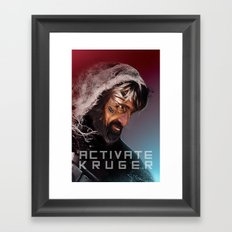 Activate Kruger Framed Art Print