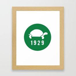 Turtles II Framed Art Print