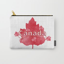 Canada Proud Carry-All Pouch