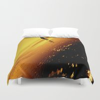mars Duvet Covers featuring Mars by okelsc