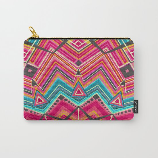 picchu pink Carry-All Pouch