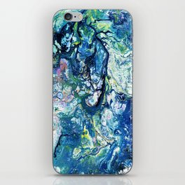 Crazing iPhone Skin