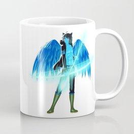 Luc Ready for Battle (No Background) Coffee Mug
