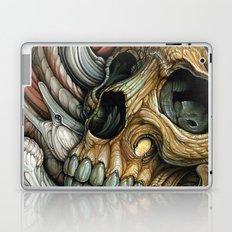 Cave Skull Laptop & iPad Skin