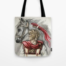 To The New Conquests Tote Bag