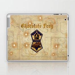 Chocolate Frog Laptop & iPad Skin