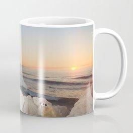 Zurriola Beach, Donostia-San Sebastian. Coffee Mug