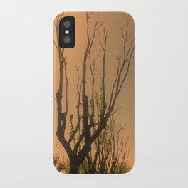 Spiritual trees iPhone Case