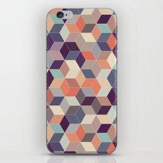 Lavender Garden iPhone & iPod Skin