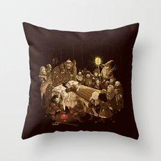 An Unexpected Journey Throw Pillow