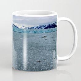 Alaska Hubbard Glacier Floating Blue Ice Coffee Mug