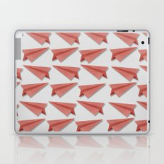 a red ride Laptop & iPad Skin