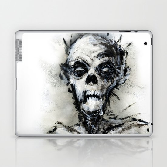 Zombie Laptop & iPad Skin