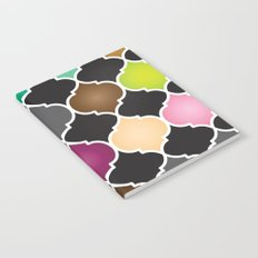 Morocco Pallet Notebook
