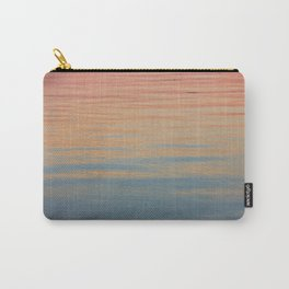 Watercolor Ocean Carry-All Pouch