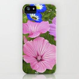 flower garden IV iPhone Case