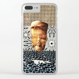 Surreal Dream Clear iPhone Case