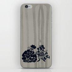 Stash The Cash iPhone & iPod Skin