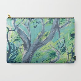 Forest Skyline Carry-All Pouch