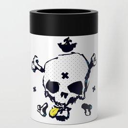 XXX Skull C Can Cooler