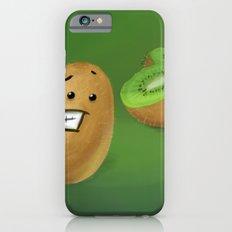 qiwi cut accident iPhone 6s Slim Case