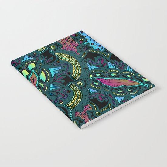 Zentangle #2 Notebook