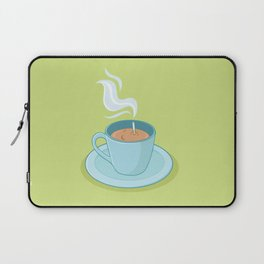 Hot Coffee, Not! Laptop Sleeve