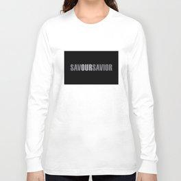 Savour Savior Long Sleeve T-shirt