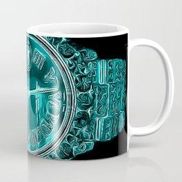 Big Diamond Bezel Watch 4 Coffee Mug