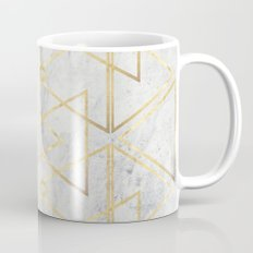 wire gOld triangle Mug