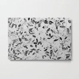 """Dead Leaf Atlas"" Metal Print"