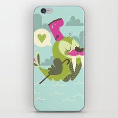 I'm the walrus iPhone & iPod Skin