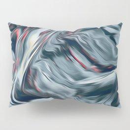 Silver Pillow Sham